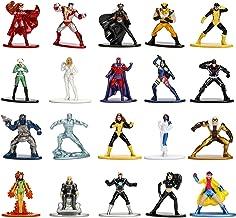 """Jada Marvel X-Men 20 Pack Die-Cast Figures, 1.65"""" Scale Collectable Figurine 100% Metal"""