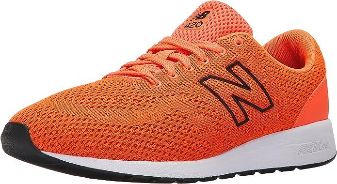 Amazon.com | New Balance Men's 420v2 70s Running Lifestyle Fashion ...