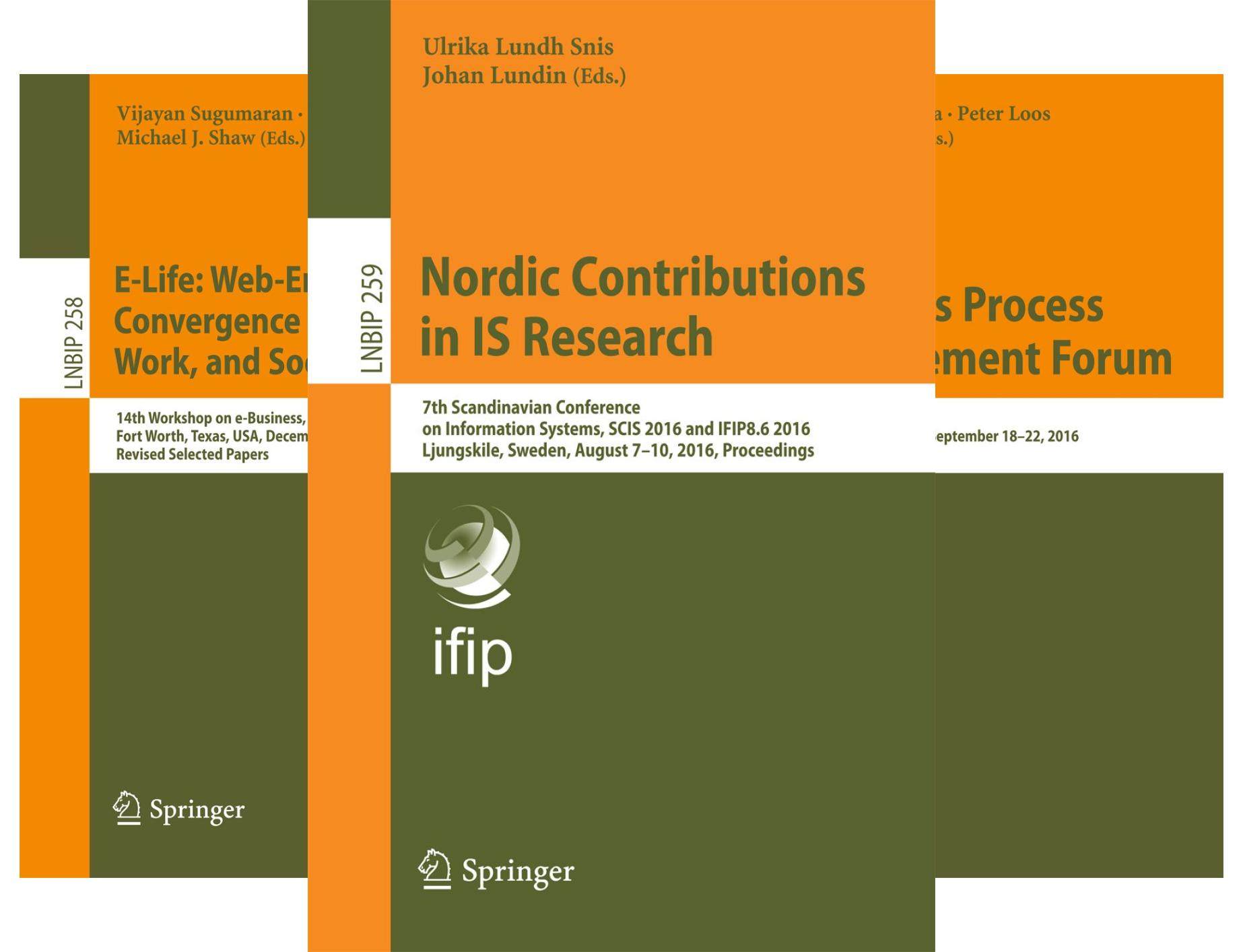 Lecture Notes in Business Information Processing (51-100) (50 Book Series)