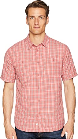 Wake Plaid Technical Shirt