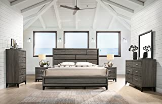 Amazon.com: 7 Pieces - Bedroom Sets / Bedroom Furniture: Home & Kitchen