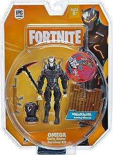 Fortnite Early Game Survival Kit Figure Pack, Omega