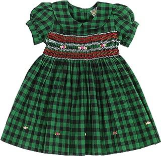 rosalina smocked christmas dresses