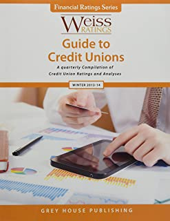 Weiss Ratings Guide to Credit Unions, Winter 13/14