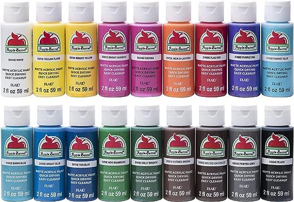 Apple Barrel PROMOABI Assorted Colors 1