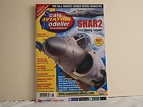 SCALE AVIATION MODELLER INTERNATIONAL MAGAZINE (AUGUST 2012) SHAR2 COVER