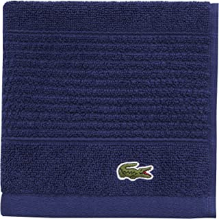 Lacoste Legend Towel, 100% Supima Cotton Loops, 650 GSM, 13