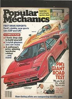 Best popular mechanics 1981 Reviews