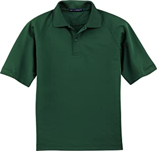 Port Authority Dry Zone Ottoman Sport Shirts - Dark Green K525 M