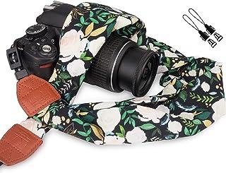 Elvam Universal Men and Women Scarf Camera Strap Belt Compatible with DSLR, SLR, Instant,Digital Camera -