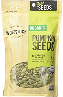 Woodstock Farms, Organic Pumpkin Seeds, 11 oz