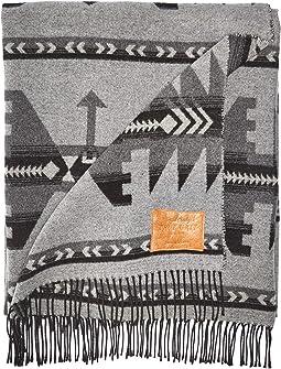 Mustang Fringes Blanket