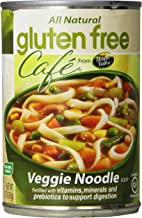 Gluten Free Cafe Veggie Noodle Soup, 15 Ounce (Pack of 12)