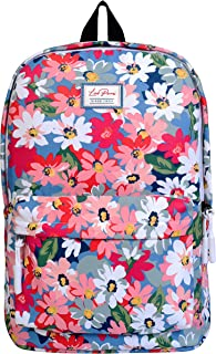 Lino Perros Women Multi Colored Floral Pattern Backpack
