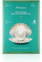 JM Solution Marine Luminous Pearl Deep Moisture 3 Step Mask - Pack of 10