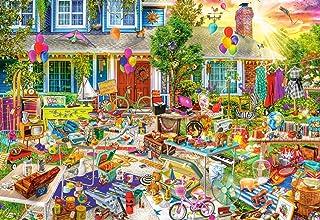 Buffalo Games - Aimee Stewart - Yard Sale - 2000 Piece Jigsaw Puzzle