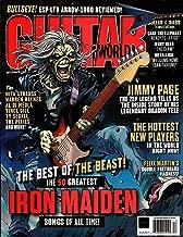 Guitar World Magazine December 2019 | Iron Maiden, Jimmy Page