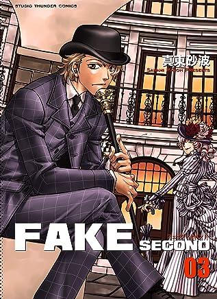 FAKEsecond 03 FAKE second (STUDIO THUNDER COMICS)