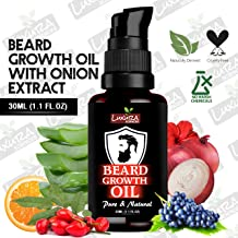 Luxura Sciences Beard Growth Oil 30 ML For Beard and Mustache Growth with Onion Extract.