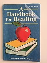A Handbook for Reading, Phonics Textbook (A Beka Book Reading Program)