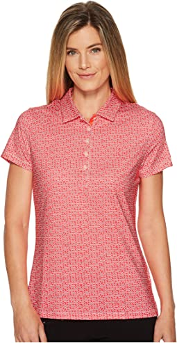 PUMA Golf - Polka Dot Polo