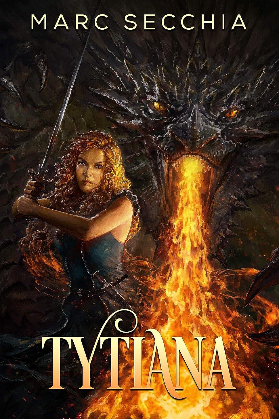 日光七時半等々Tytiana: A gripping adventure on the Shapeshifter Dragons timeline (English Edition)