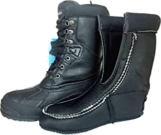 LABO Mens Snow Boots 11 Black