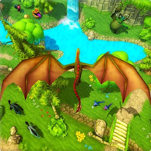 Fantasy Dragon Simulator