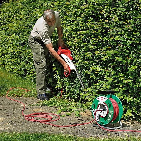 Brennenstuhl Garden Kabeltrommel Für Garten Grün 1180831 Baumarkt