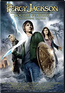 Percy Jackson & The Olympians : The Lightning Thief / Percy Jackson: Sea of Monsters Percy Jackson Double Feature
