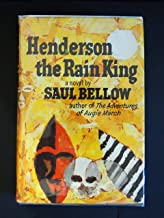Henderson the Rain King 1ST Edition