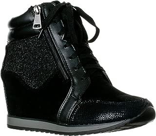 Women's Shea-42 Fashion Wedge Sneakers
