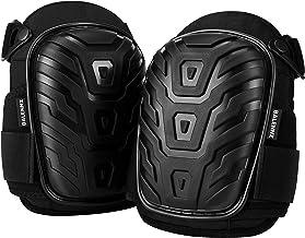 Professional Knee Pads for Work – Heavy Duty Foam Padding Gel Construction Knee..