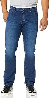 Men's The Everett Slim Straight Leg 360 Stretch Denim Jean