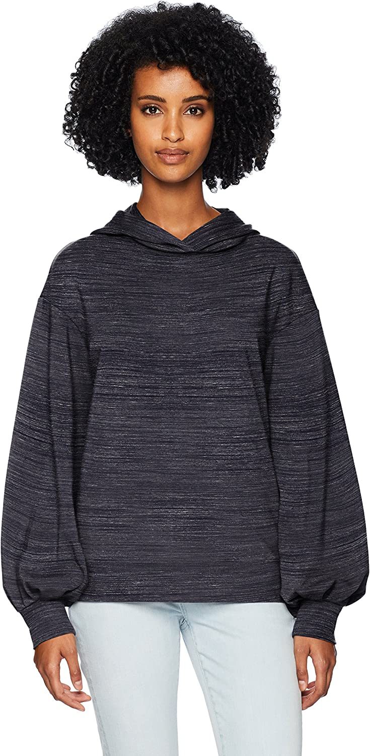 Amazon Brand - Daily Ritual Women's Terry Cotton and Modal Hoodie