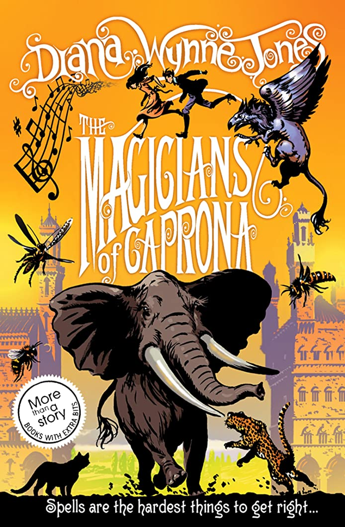 ペフアレルギー性尽きるThe Magicians of Caprona (The Chrestomanci Series, Book 2) (English Edition)