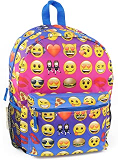Emoji All Over Print 16 inch Backpack