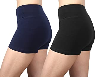 Womens Active Fitness Workout Yoga Short Pants