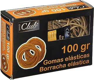 100 gr Bismark 152100 Bolsa con gomas el/ásticas de 20 cm