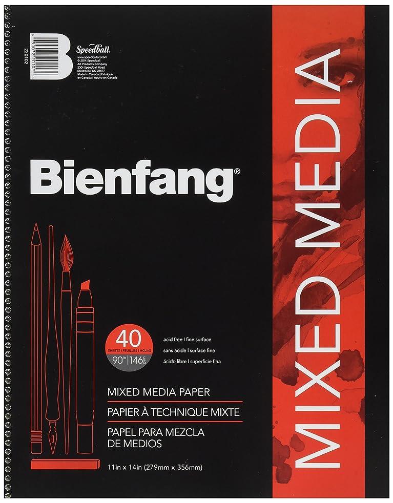 Bienfang Mixed Media Paper Pad: 11