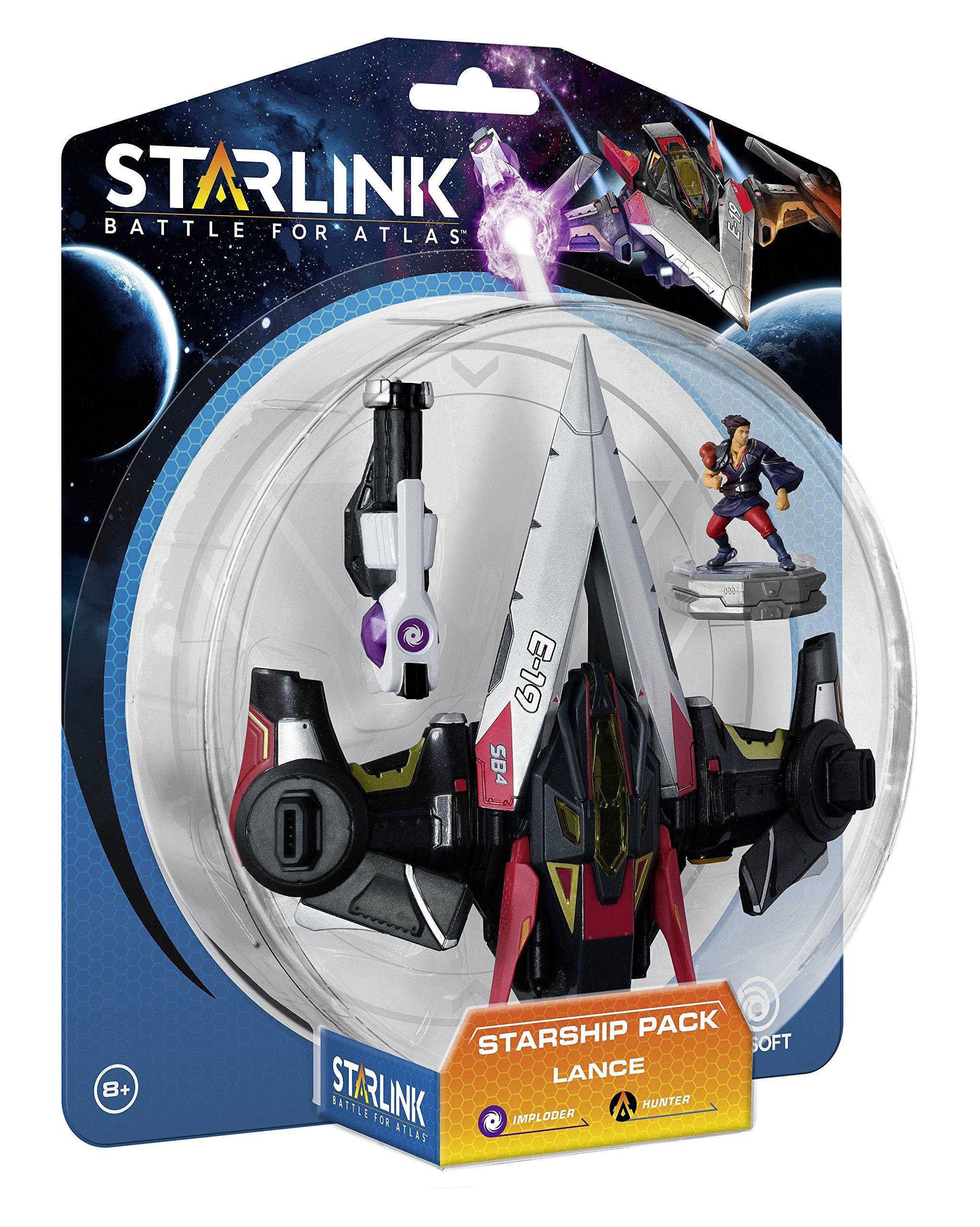 Starlink - Battle For Atlas, Pack De Armas Crusher + Shredder & Pack Nave Lance: Amazon.es: Videojuegos