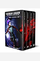 The Human Legion Deluxe Box set 1 Kindle Edition