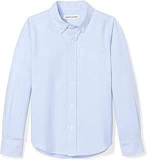 Boys' Long-Sleeve Uniform Oxford Shirt