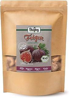 Higos secos BÍO | 100% higos sin conservantes sulfurosos y no endulzados | frutas secas