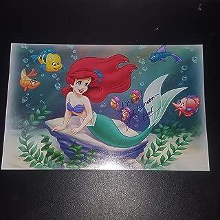 Jodi Benson - Autographed Signed 11x17 inch Photograph - THE LITTLE MERMAID Ariel