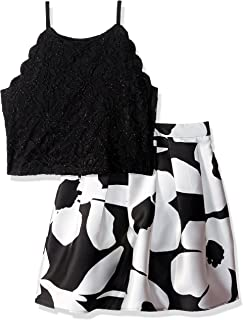 Girls' Big 2-Piece Dress Set