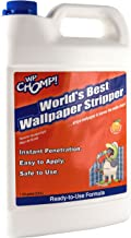 WP Chomp World's Best Wallpaper Stripper: and Sticky Paste Remover, Citrus Scent 1 Gallon