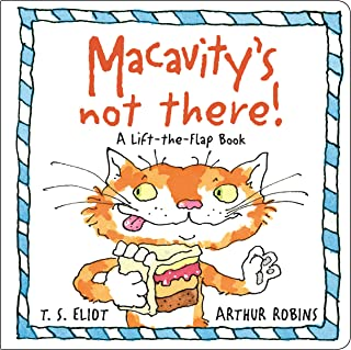 Macavity's Not There!: A Lift-the-Flap Book
