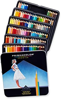 Best prismacolor 4484 premier colored pencils soft core 132 count Reviews