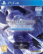 Monster Hunter World Iceborne Master Edition Steelbook - PlayStation 4 [Importación inglesa]